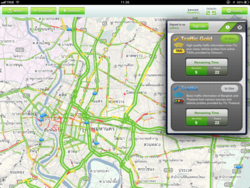 Longdo Traffic 2.0 for iPhone/iPad